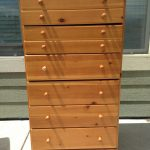 many drawer dresser