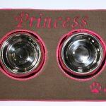 mats dog bowls