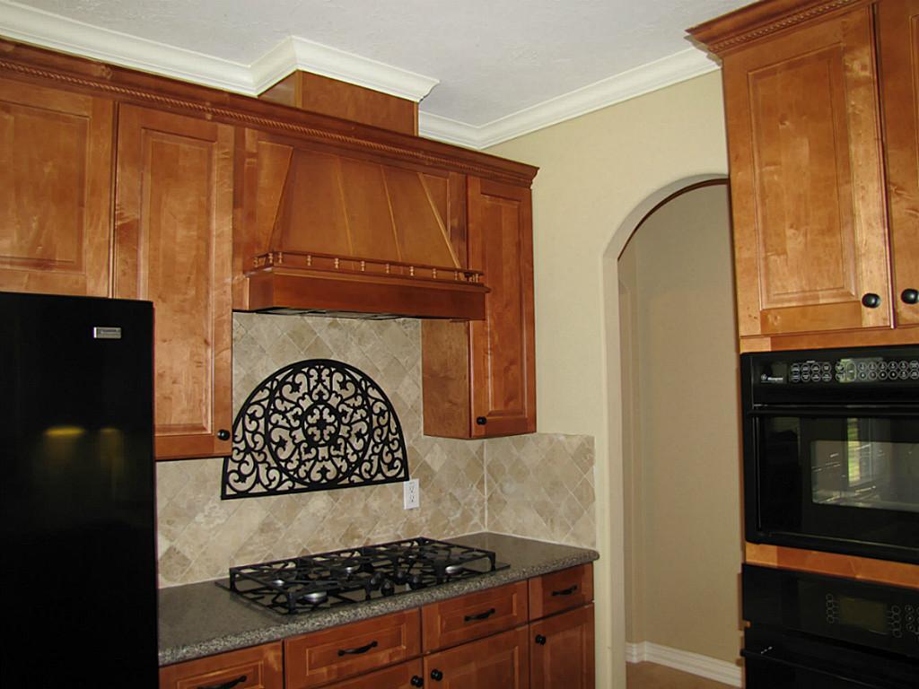 Kitchen Cabinet Wood Hoods