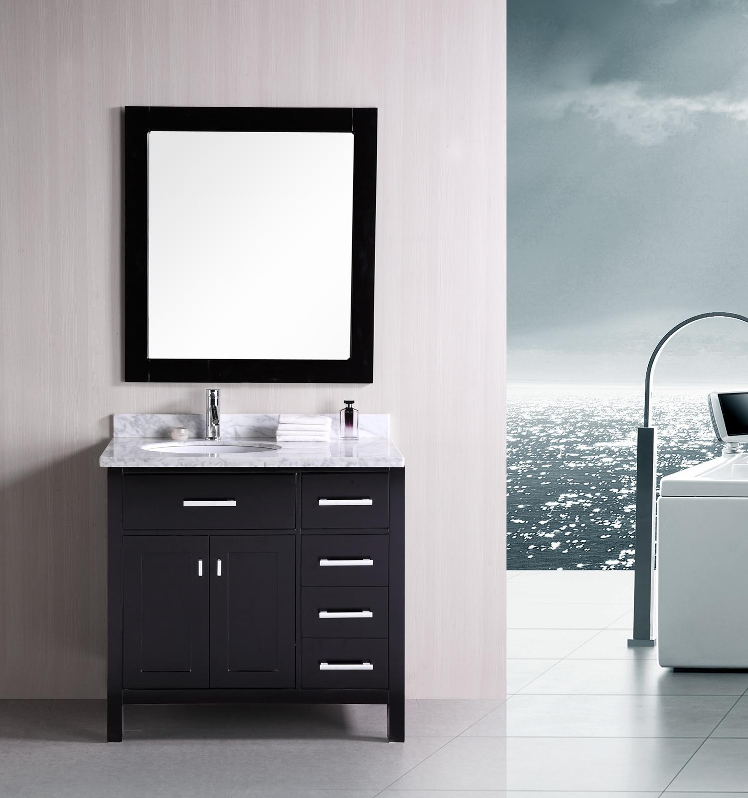 Mirror Cabinet Sink