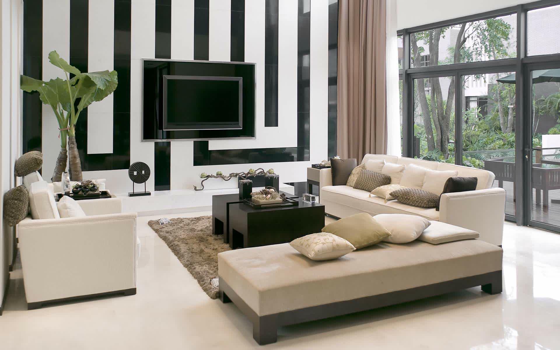 True Modern Furniture line