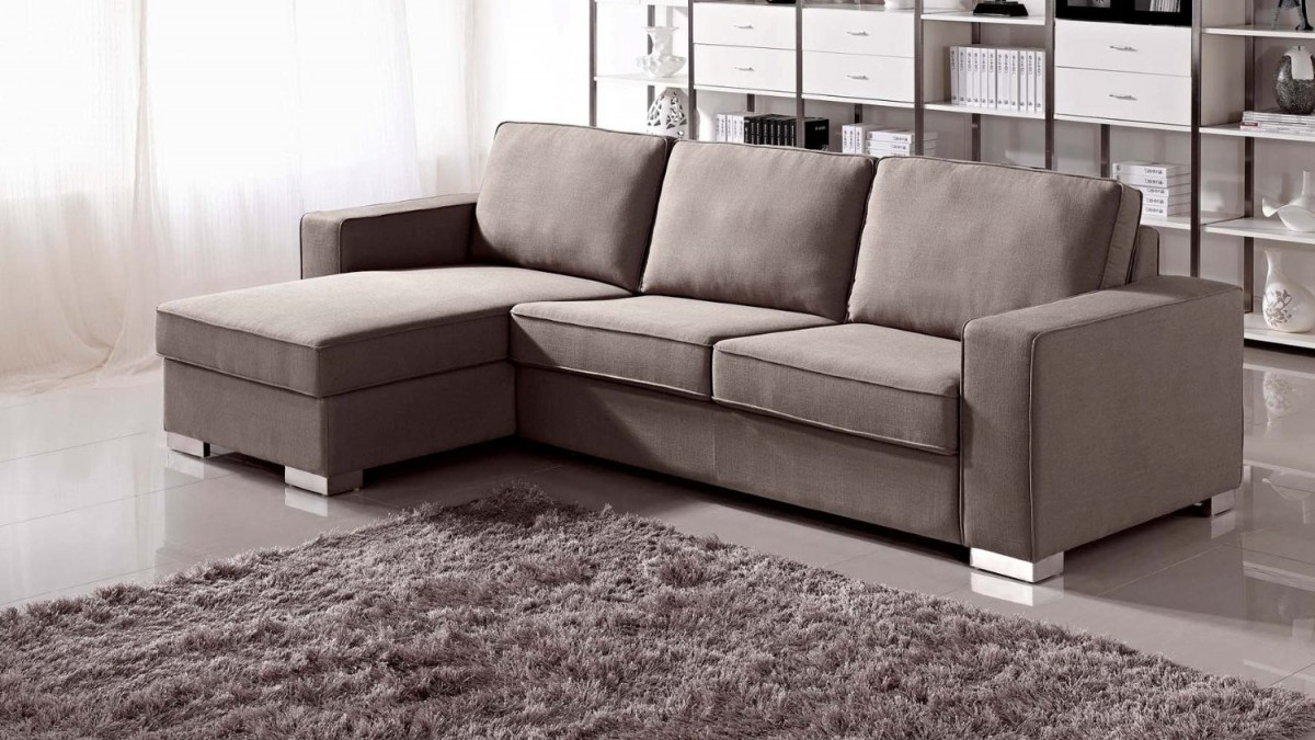 Most comfortable sofa - Most Comfortable Sofas And Comfortable Sleeper Sofa Decirated With Rug And Large Book Shelving Behind