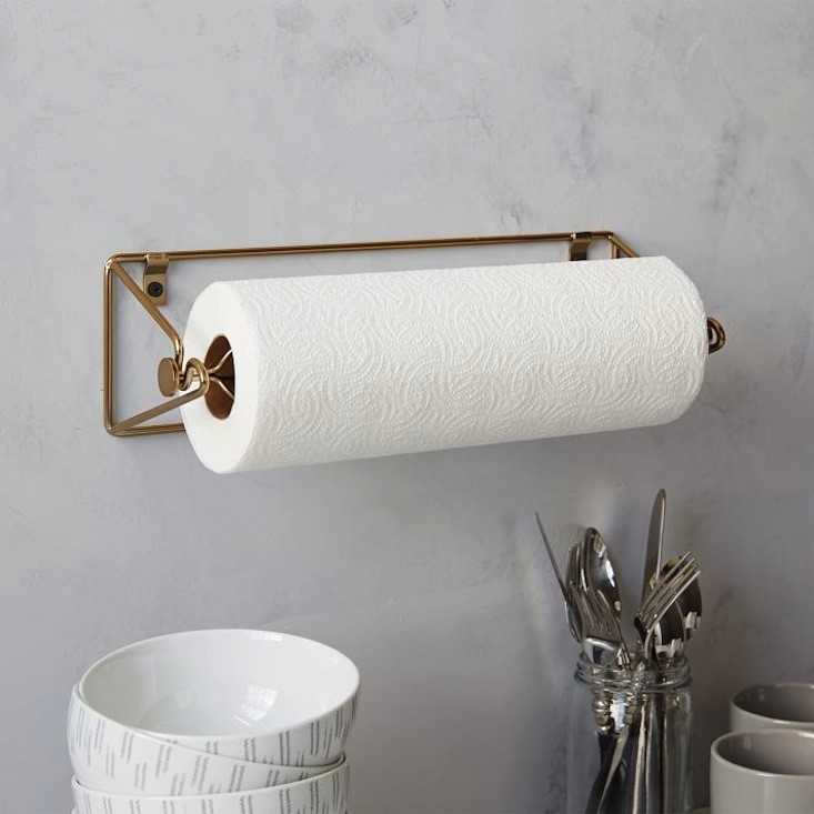 Modern Paper Towel Holder For Your Kitchen And Bathroom Decoration Homesfeed