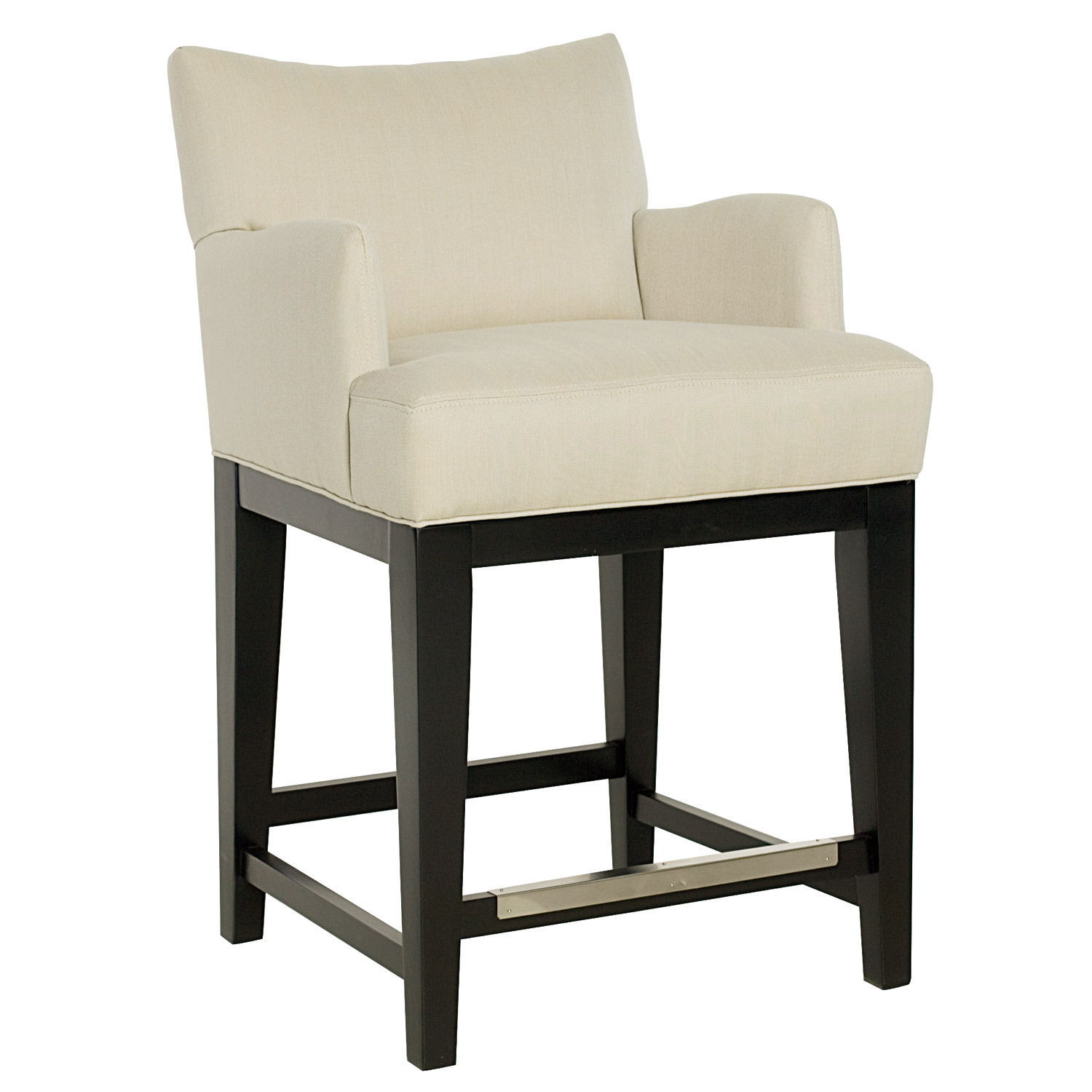 White Chair Bar Stools Backs
