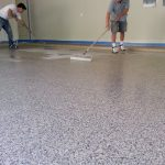 painting basement floors concrete basement floors painting