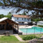 pavilion pool house