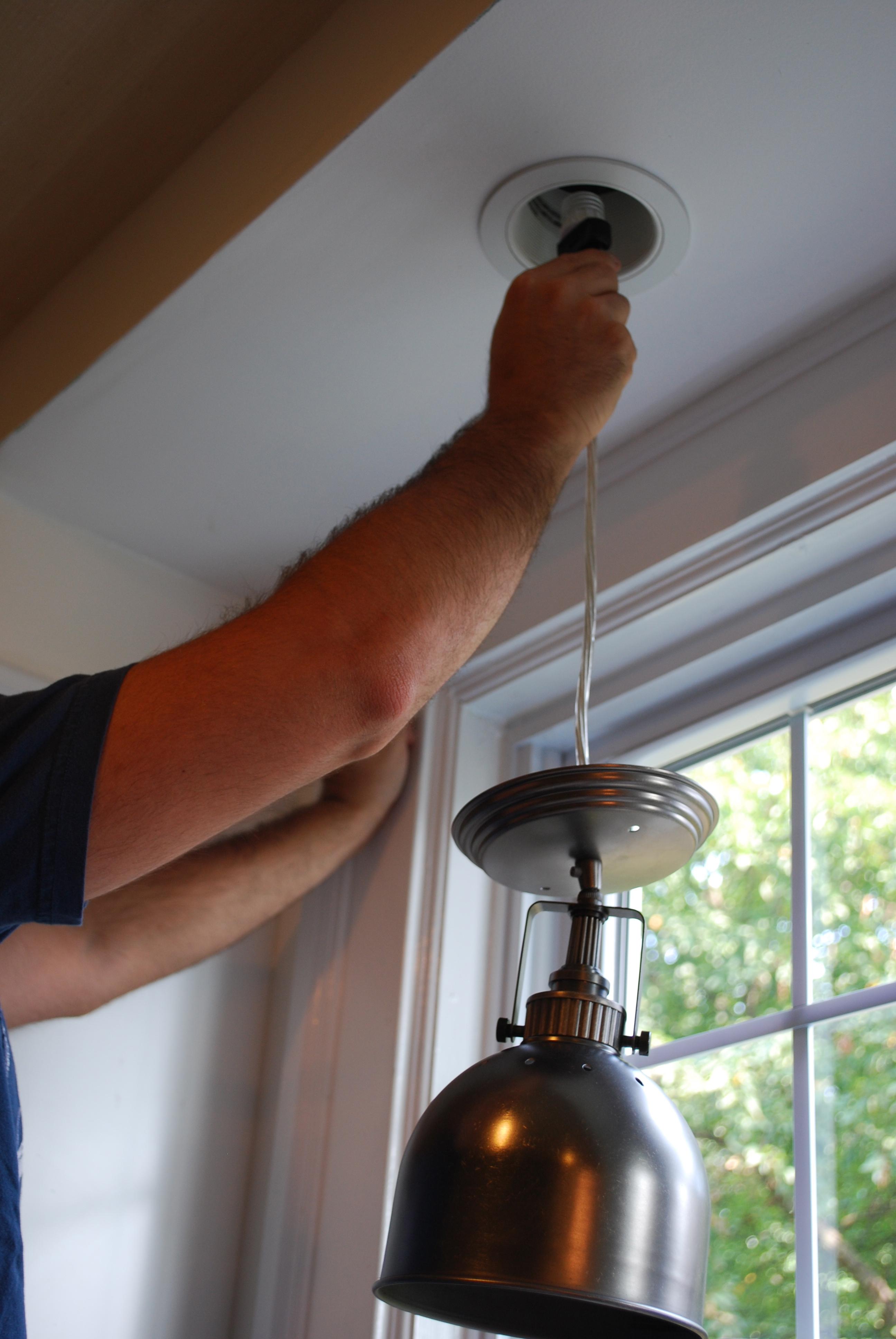 Screw In Pendant Light Fixtures Homesfeed