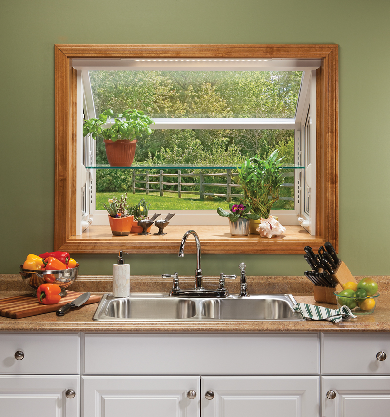 Garden windows for kitchens upgrading the outlook right for Window kitchen