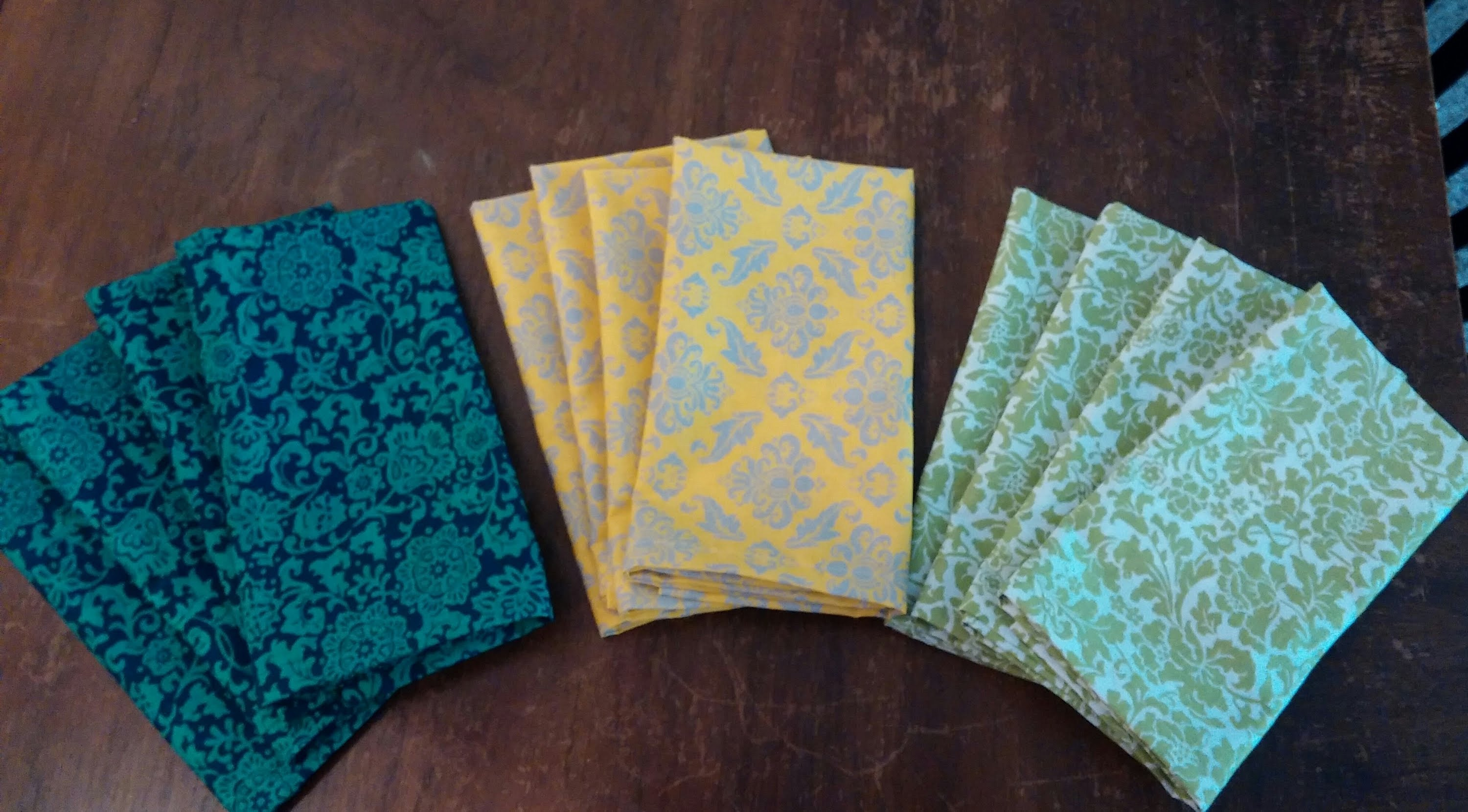 DIY Cloth Napkins HomesFeed