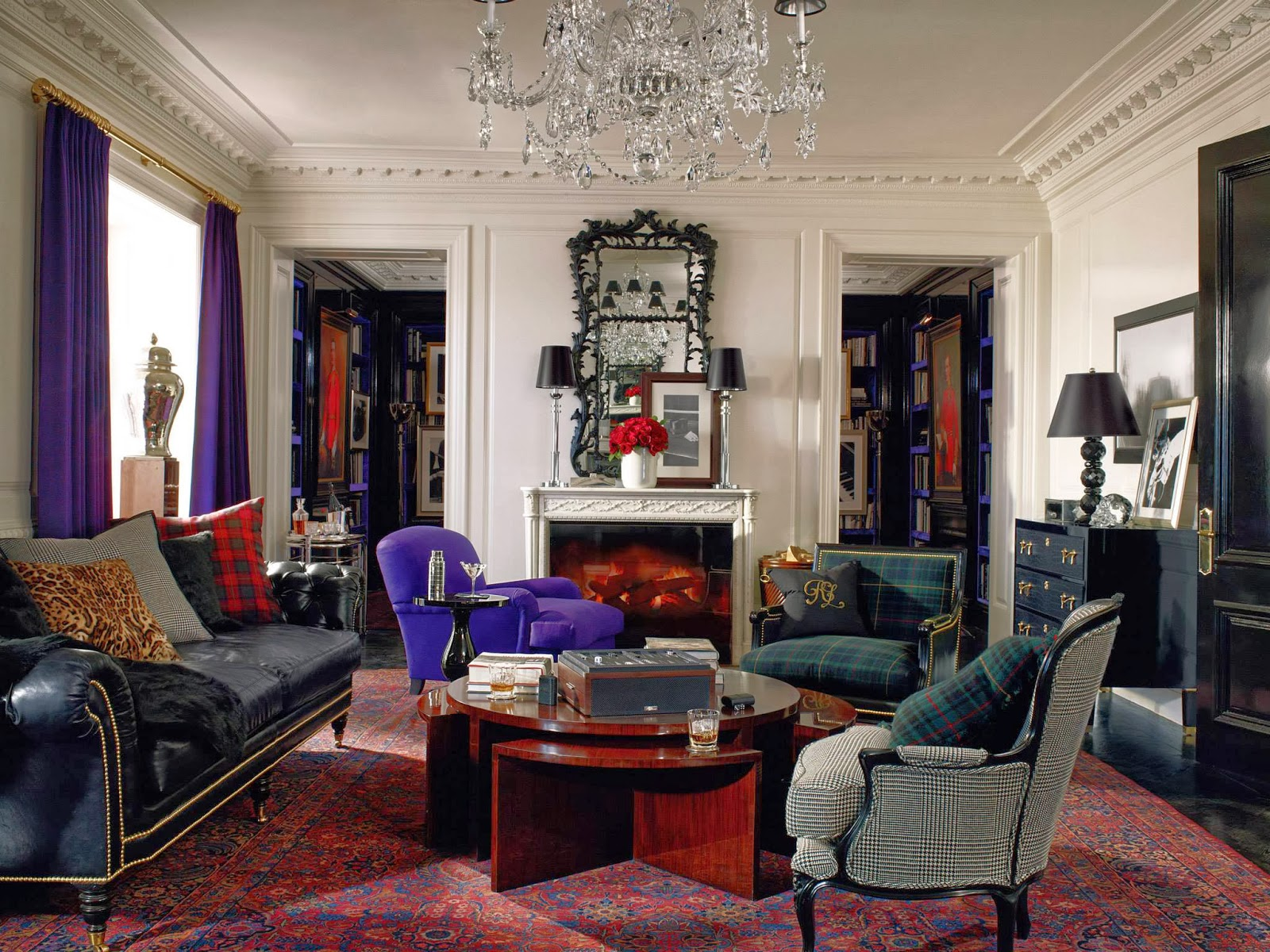 ralph lauren home design | homesfeed - Art Deco Mobel Ralph Lauren Home