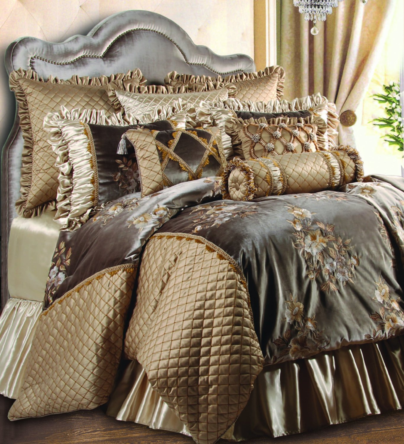 Bedroom Sets High End high end linens exhibiting luxurious vibes in your bedroom