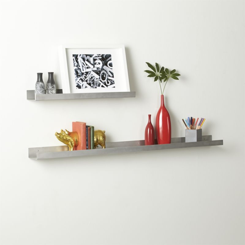 Kitchen Wall Shelves And Ledges