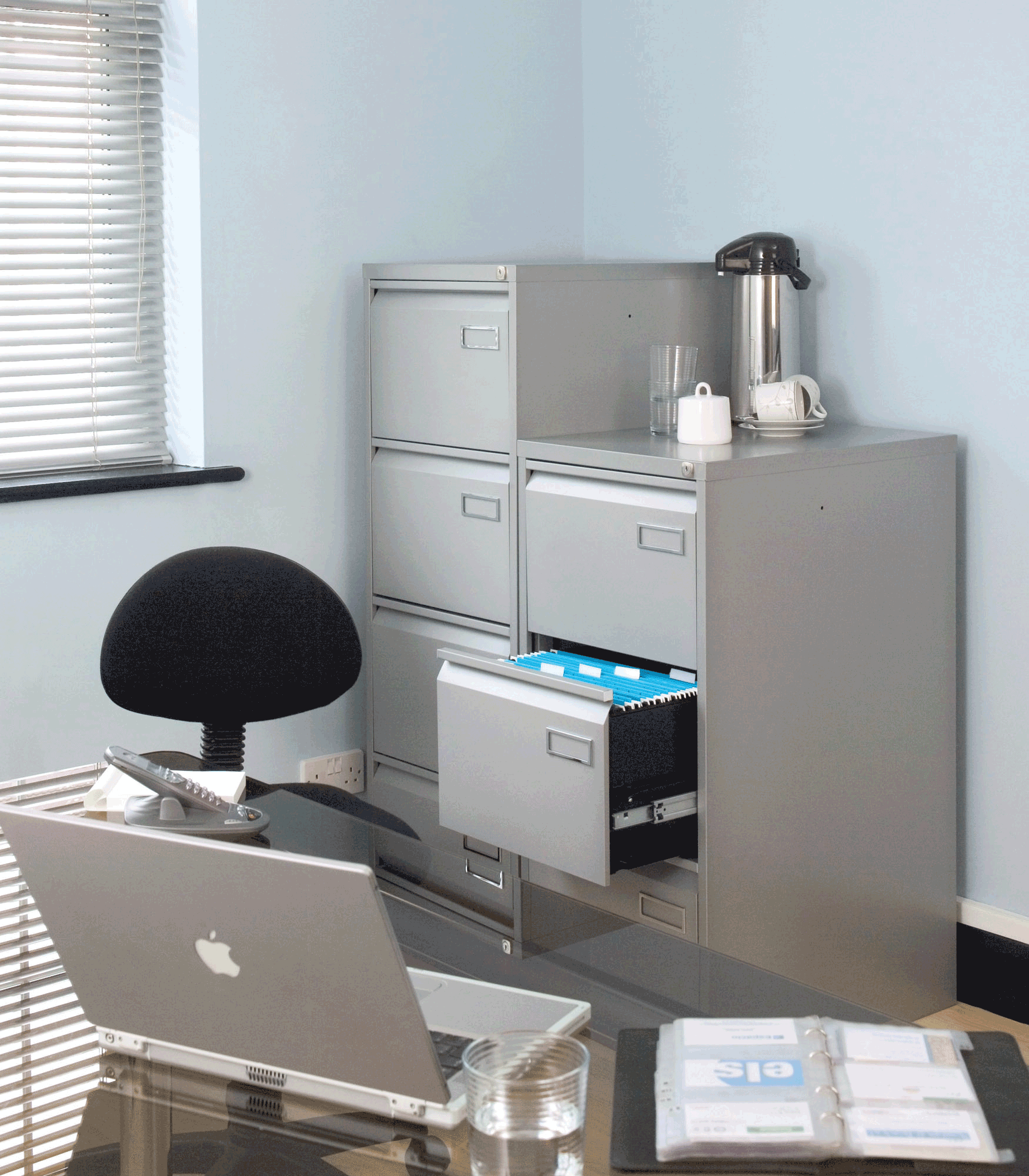 No More Boring Stylish Filing Cabinets Homesfeed