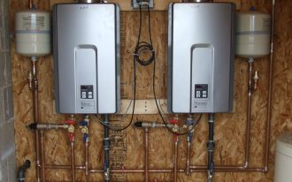 silver tankless water heater wall installation walnut porcelaine wall tankless water heater installation