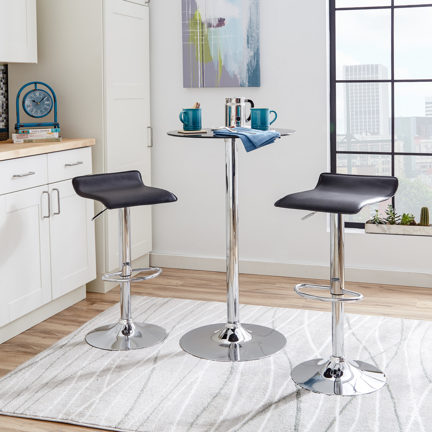 Inspirational Counter Height Bar Stools