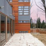 Simple Modern Siding Options Wooden Combination Modern Home Siding