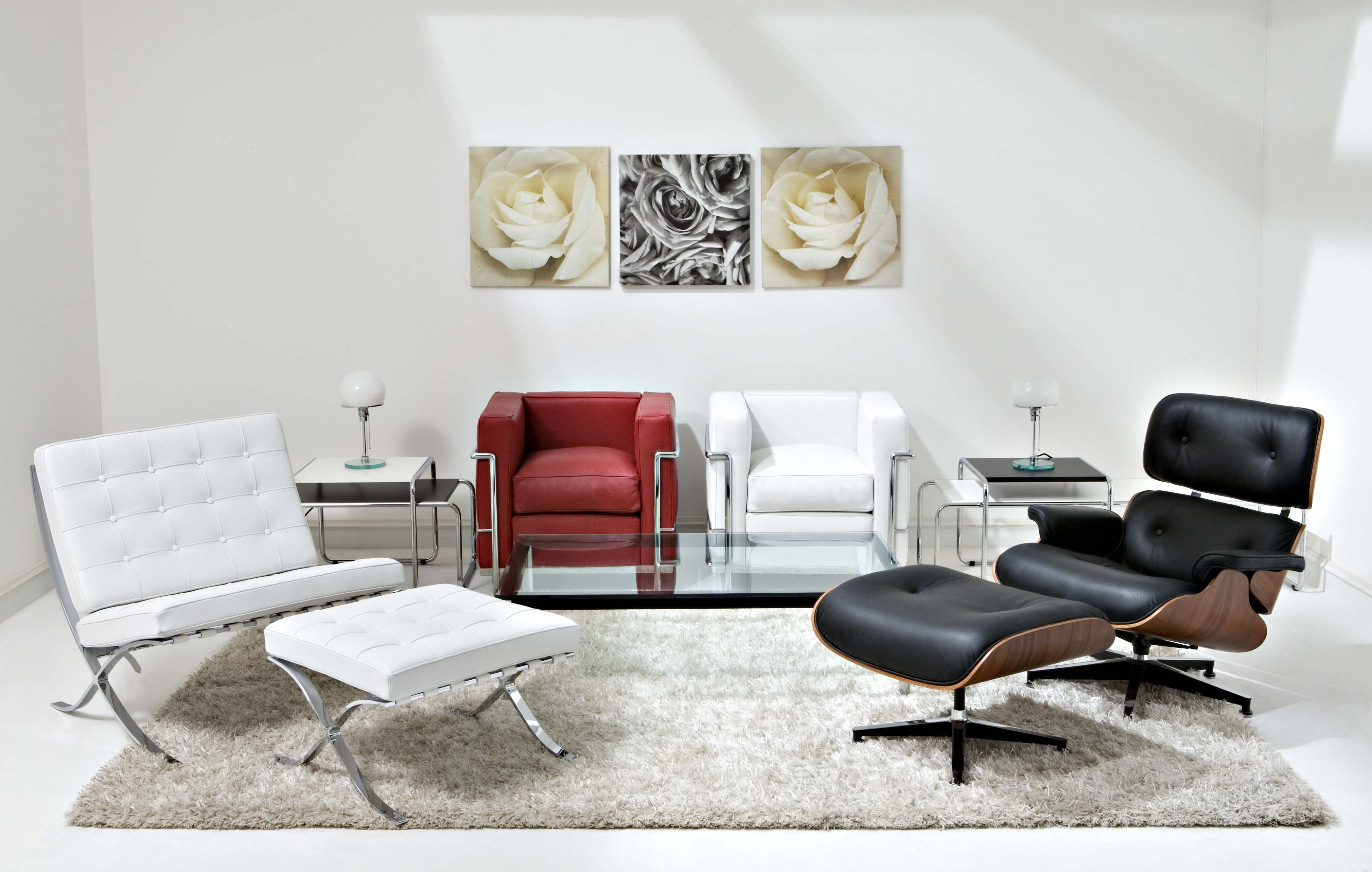 room black and white recliners for living room red white club chairs