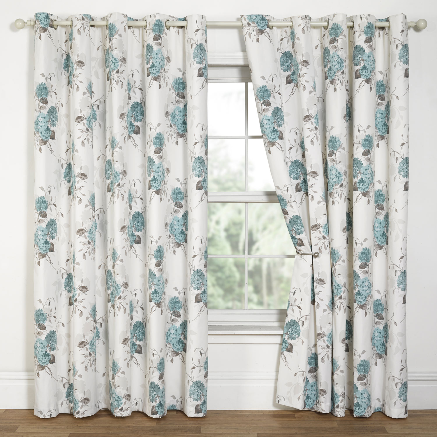 Moden 3D Blackout Curtains Beautiful Lifelike Refined HD