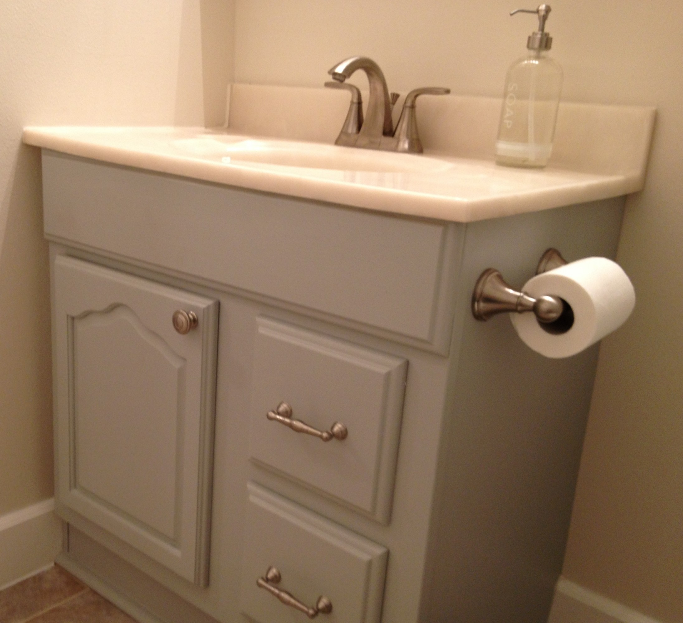 Home depot bathroom designs homesfeed for Bathroom chest