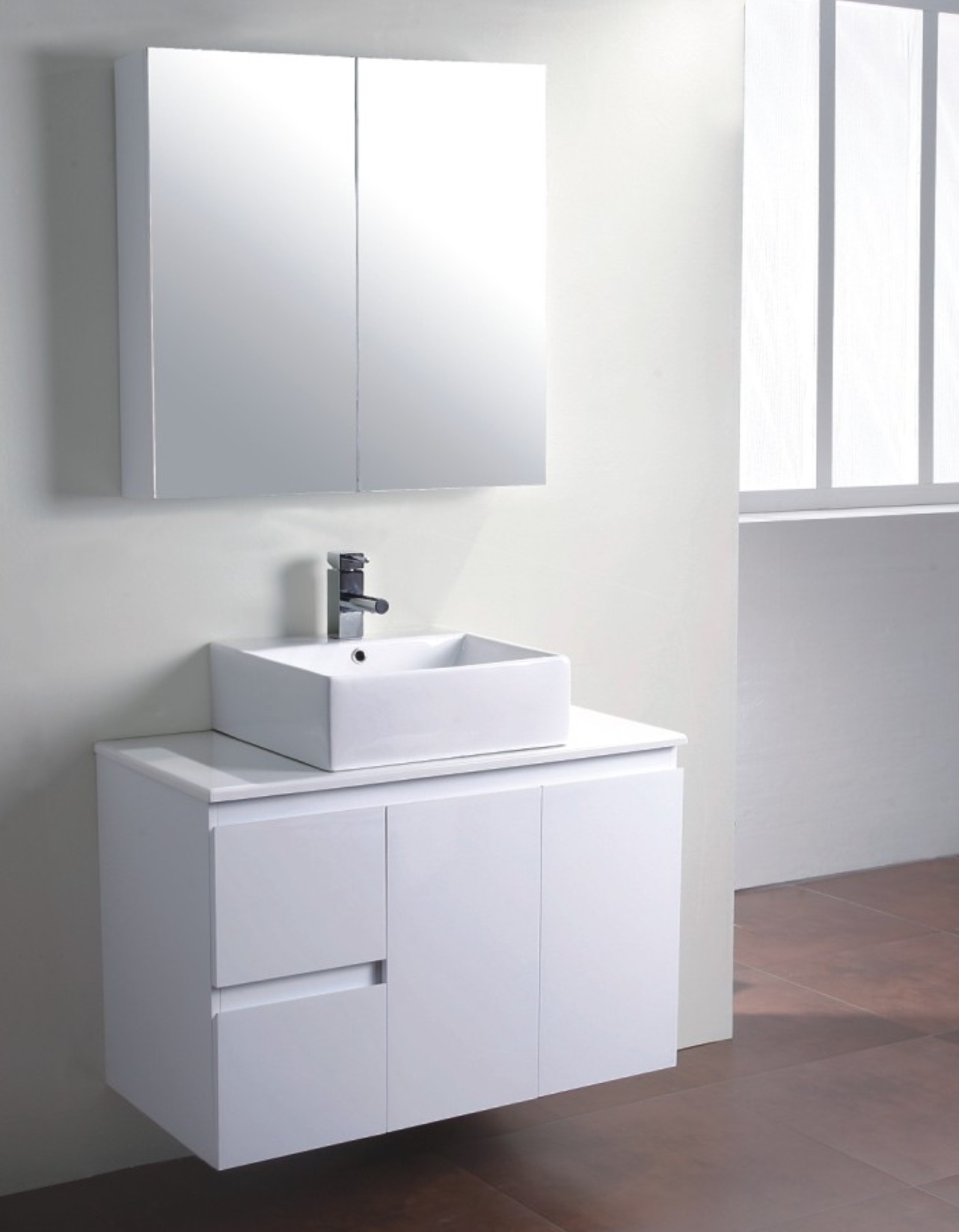 Bathroom sink with cabinet homesfeed for Bathroom wash basin with cabinet