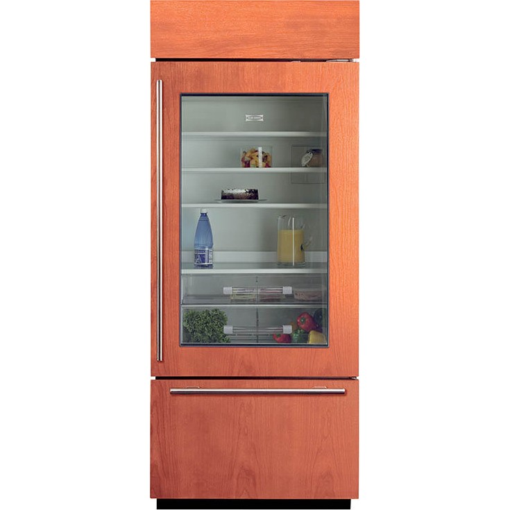 Stylish Design Of Glass Door Refrigerator Residential That You Must