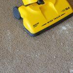 Smoke Carpet Rug Vacuum Cleaner
