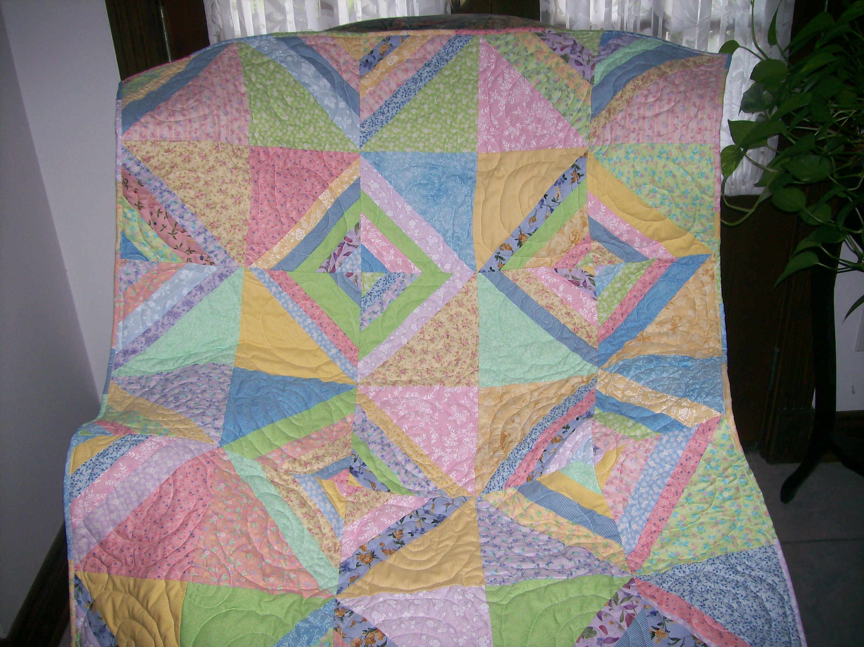 Colorful living room ideas 2016 - Some Worth Diy Baby Quilt To Make For Your Beloved One