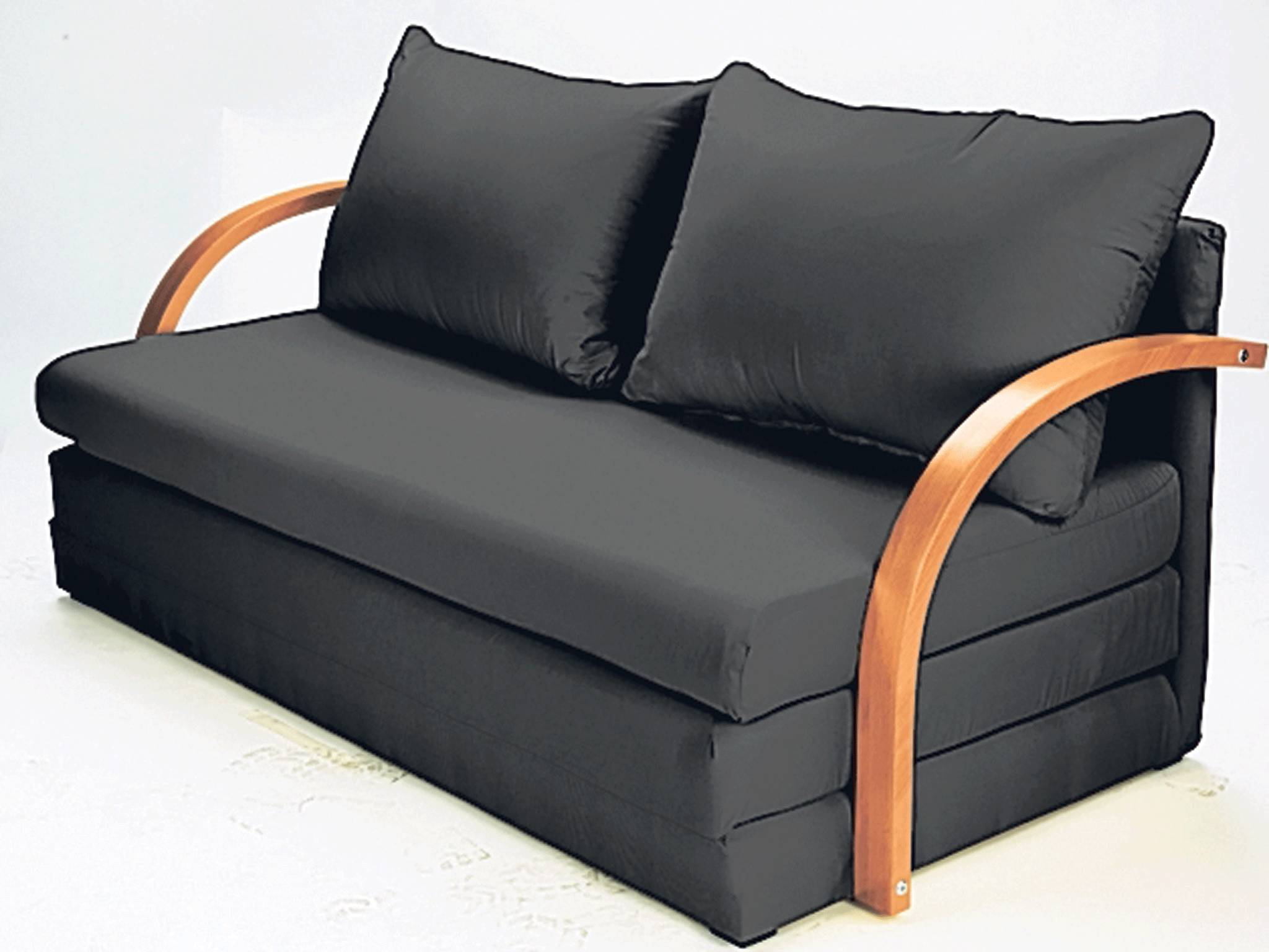 Modern sofas that turn into beds homesfeed for Furniture sofa bed
