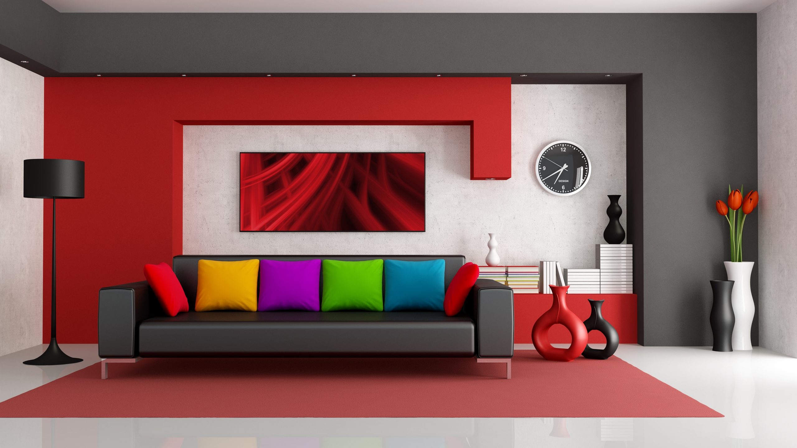Red Wallpaper Designs For Living Room Red Wallpaper Ideas For Living Room Yes Yes Go