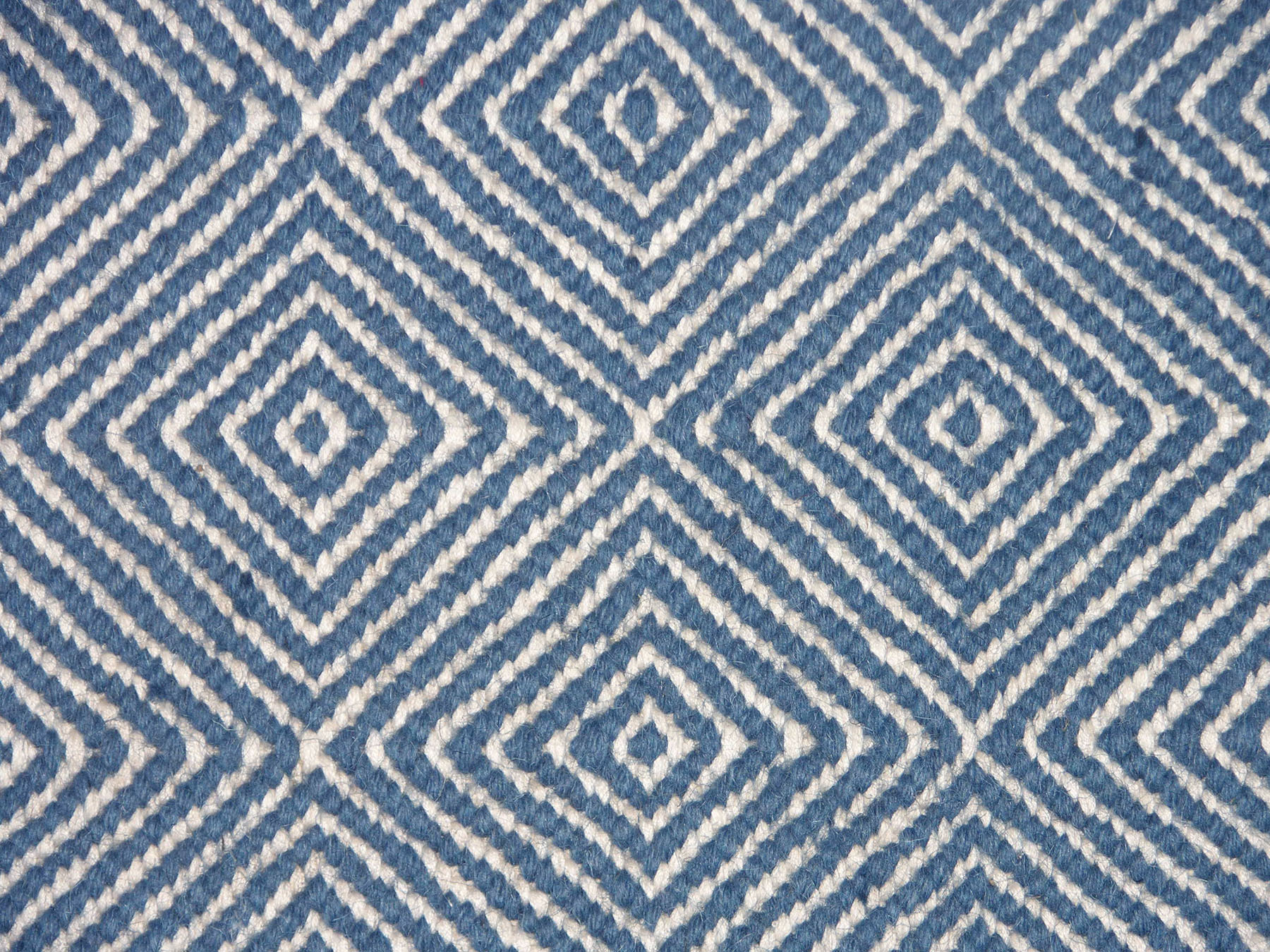 Soft sisal rug offering stunning and affectionate views for Blue and white carpet