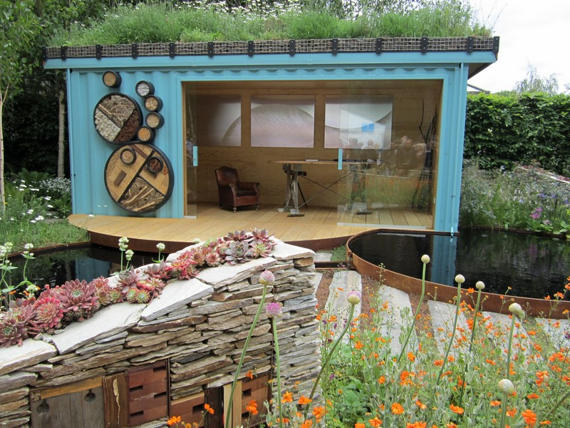 Shipping Container Shed Transformation Ideas That Will Change Your Life Hom