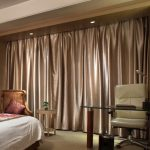 sound reducing curtains for amazing and glamour bedroom ideas with home office with glass to desk and swivel chairs and brown chair with round end table
