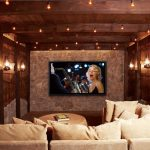 soundproofing an apartment home theatre entertainment room by wall installation