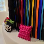 Soundproofing Apartment Walls Colorful Hanging Felt Wall Soundproofing Colorful Cushion Accents