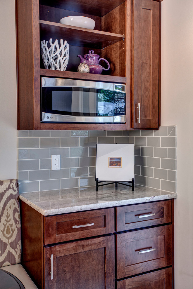 Space Saver Microwave for Compact and Functional Kitchen ...