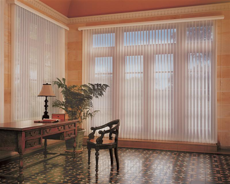 Window Treatment For Slider Design That Will Spruce Your