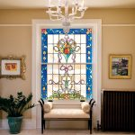 stained glass windows for homes abstract blue stained glass windows for bedroom classic hanging lamps flower pot accent natural porcelaine floor hanging pictures