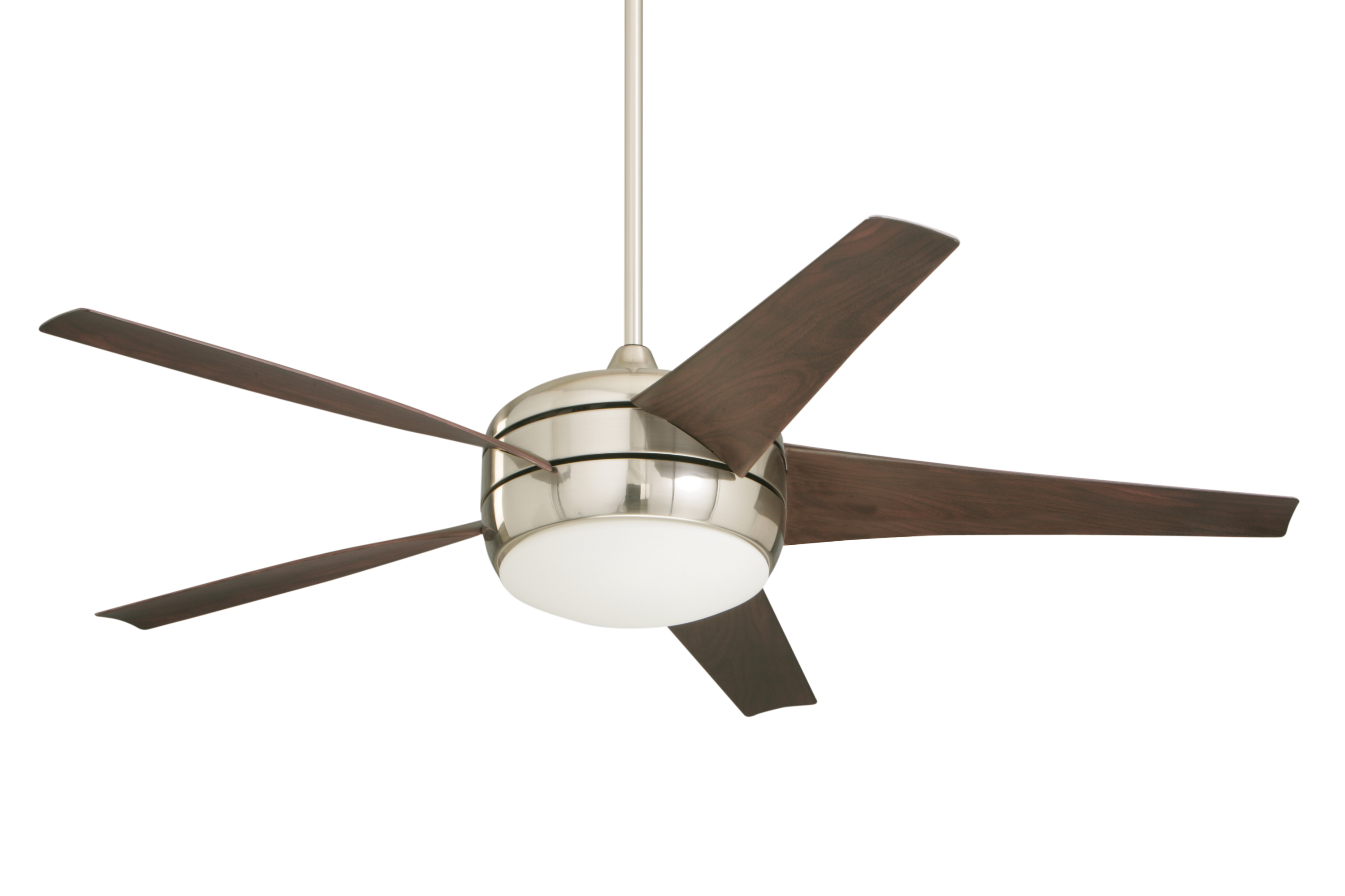 Contemporary ceiling fans with light homesfeed for White contemporary ceiling fans with lights