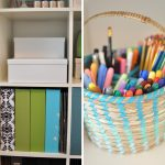 storage bin box bolpoint basket