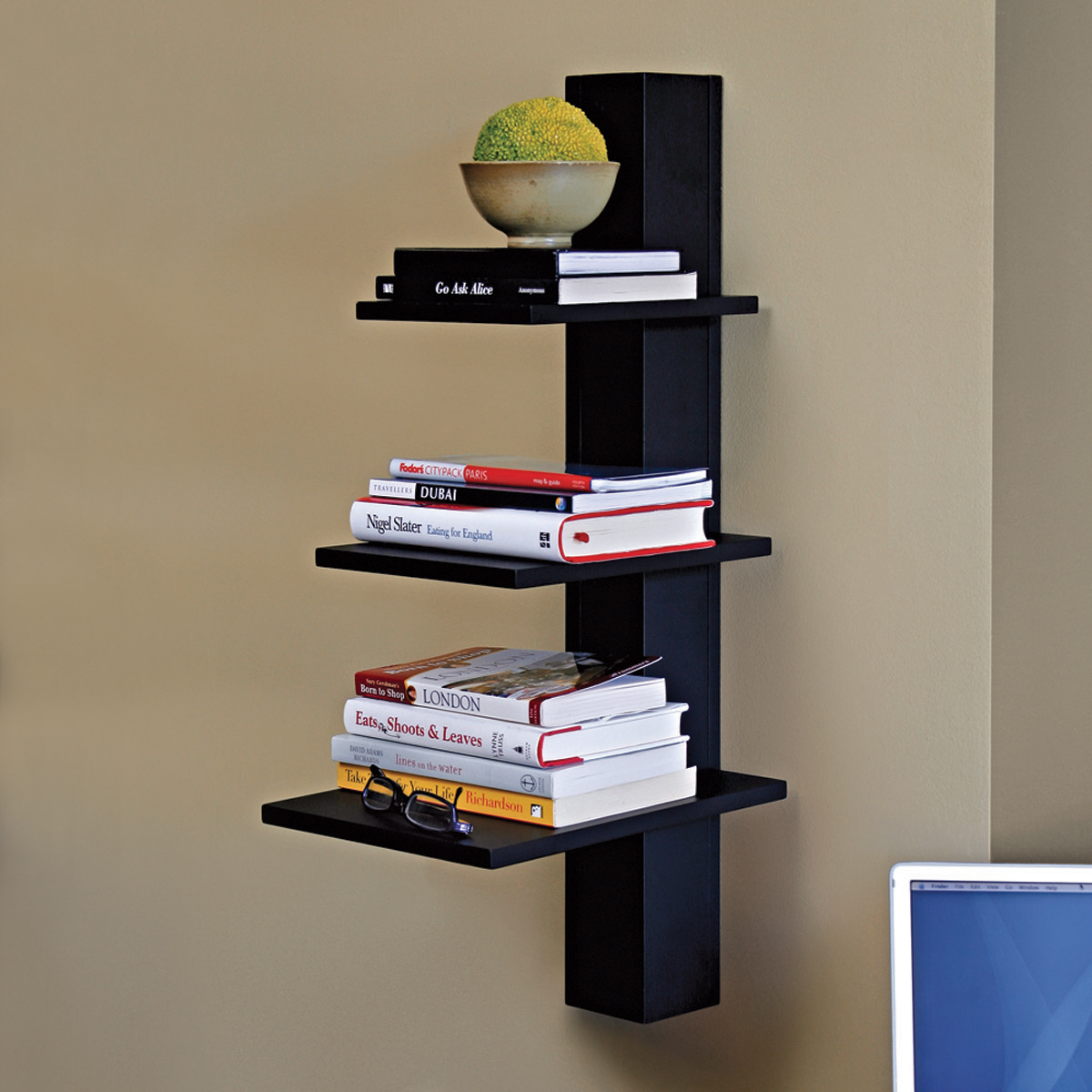 Floating Shelves Lowes Fits To Minimalist Interior Design