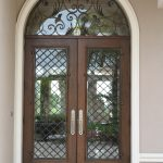 stylish front door