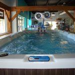 swim spa pools design