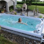 swimming pool cool