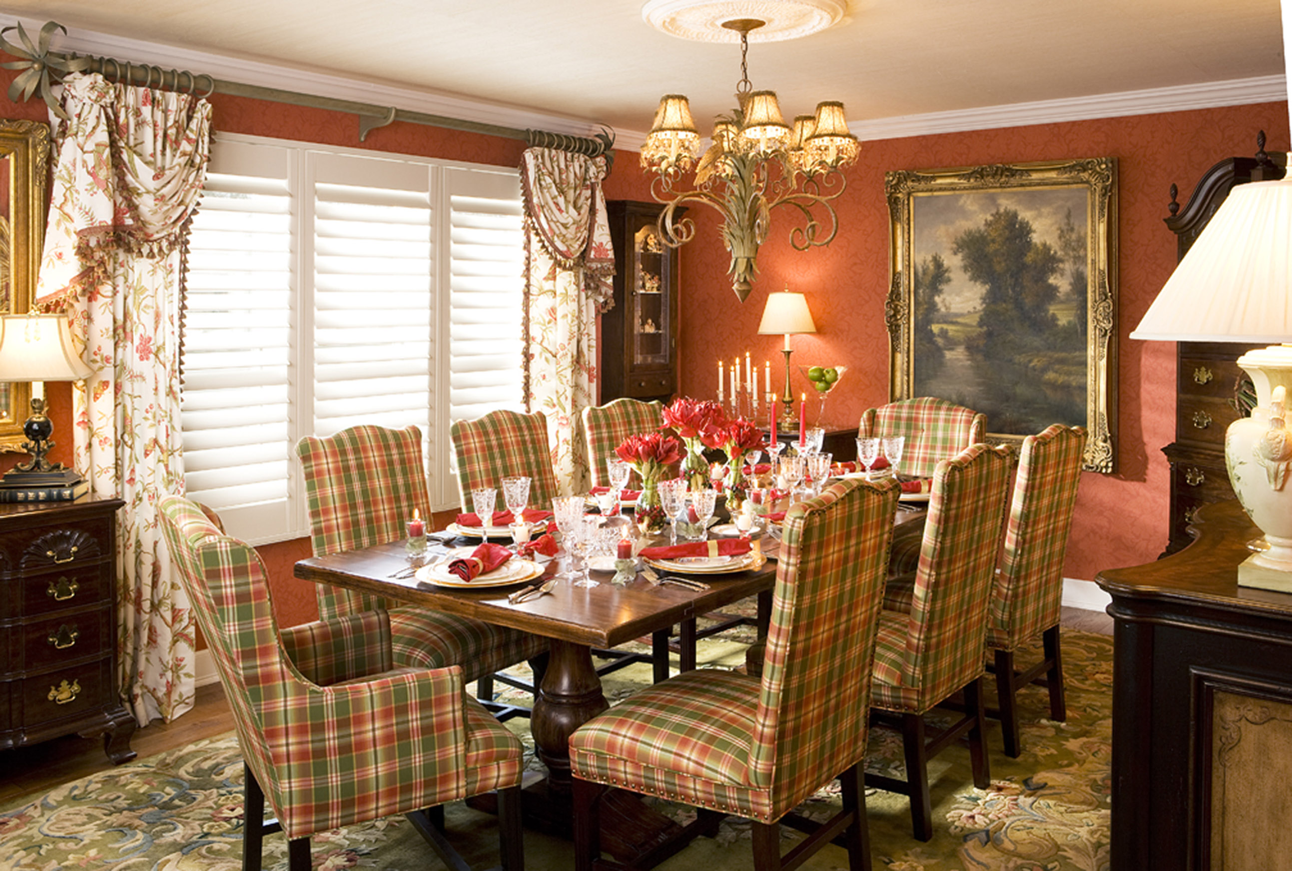 Window Treatments for Dining Room Ideas - HomesFeed