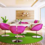 Table Chairs Sofas Rug Tv Wood Rug Bookshelf