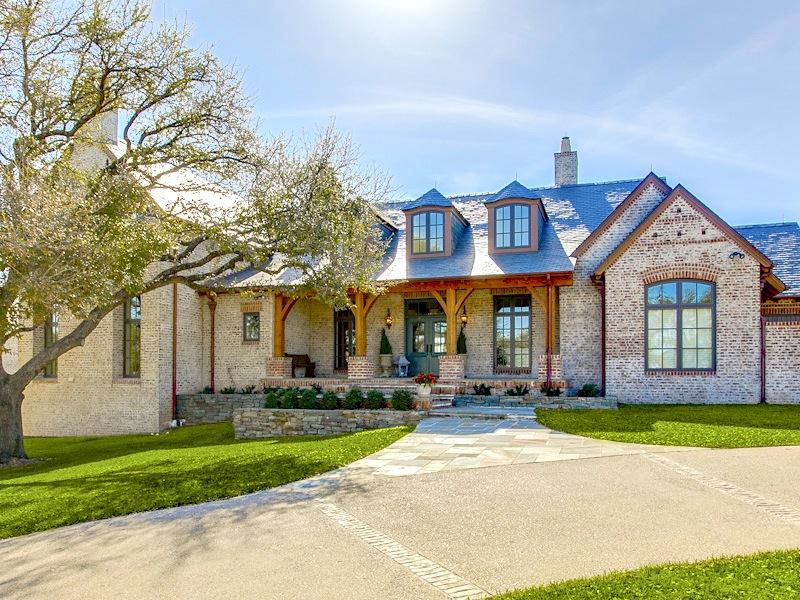 Texas hill country house plans a historical and rustic for Texas home builders floor plans
