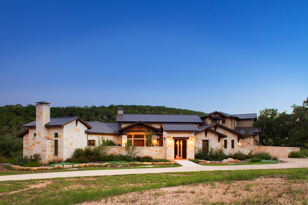 Texas hill country house plans a historical and rustic for Custom country home plans