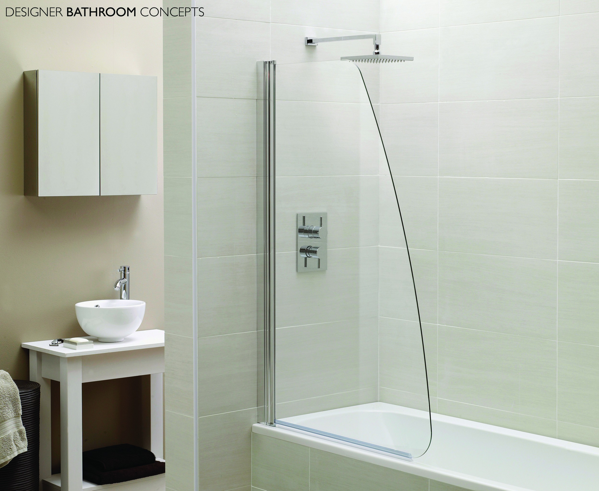 Bathroom Tub Shower | HomesFeed