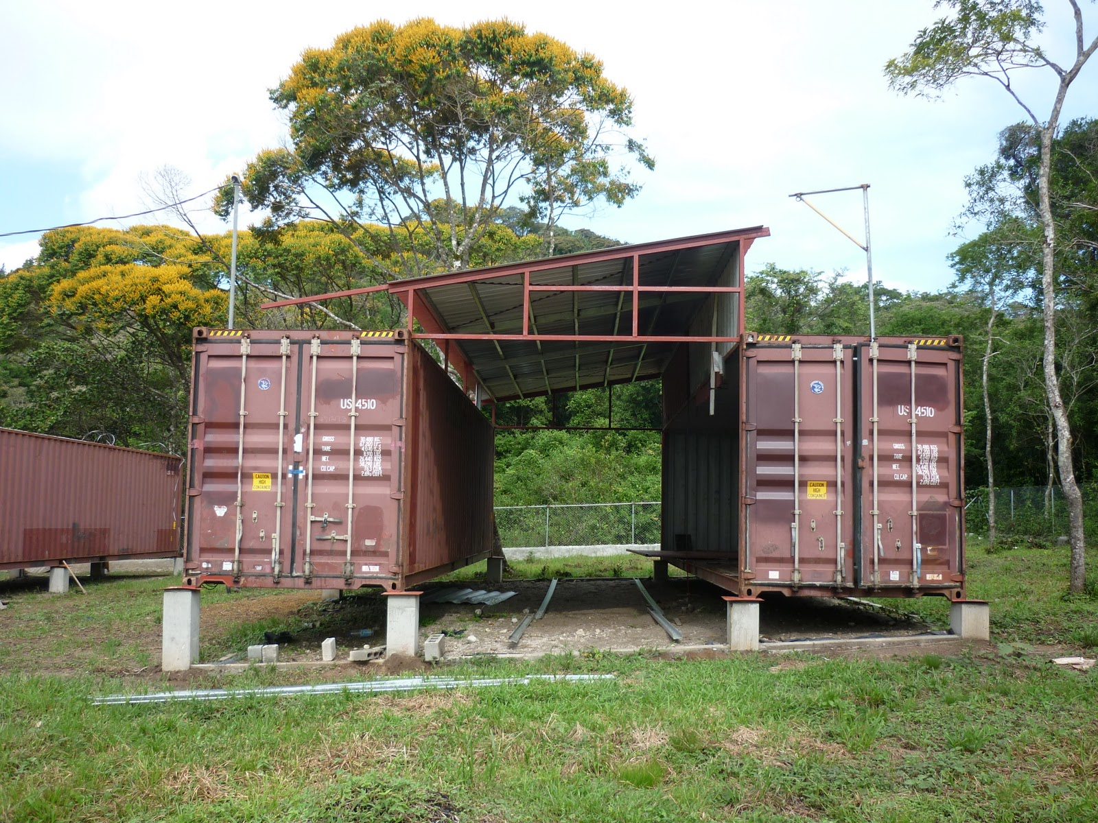 Shipping Container Shed Transformation Ideas that Will ...