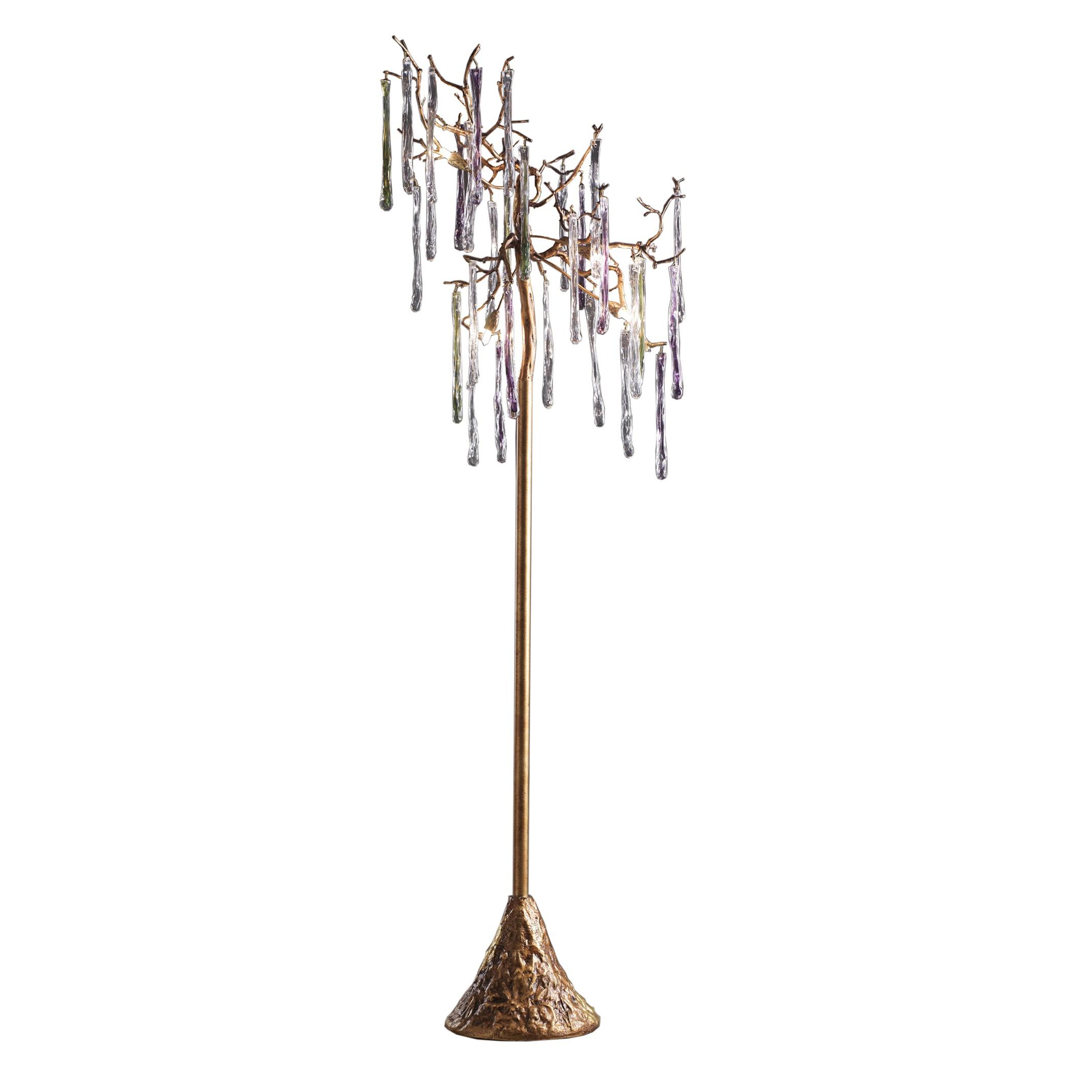 Magnificent Multi Bulb Floor Lamp | HomesFeed